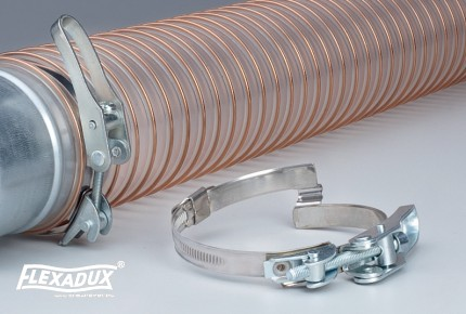 FLEXADUX<sup>®</sup> Brückenschelle mit Schnellverschluss